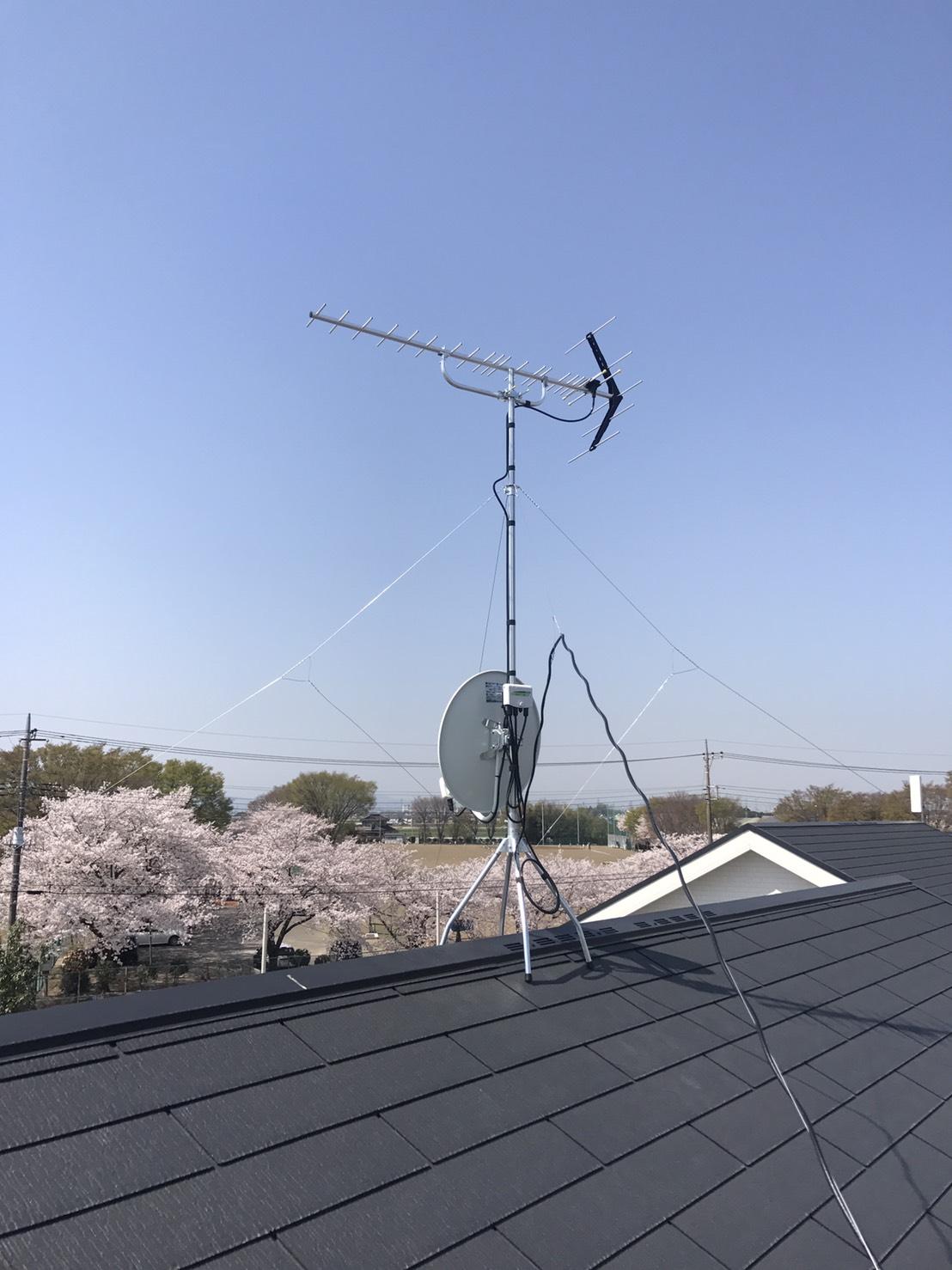 関東・東海・関西のテレビアンテナ工事なら株式会社電翔へお任せください